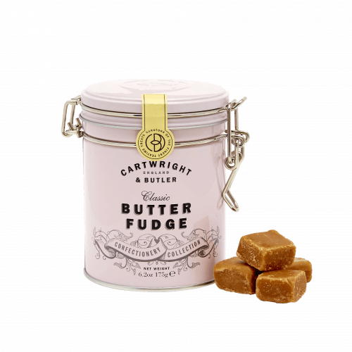 Butter Fudge in Tin