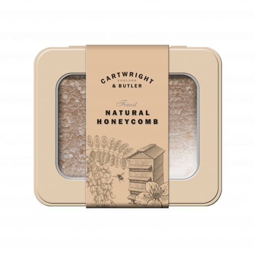 Natural Honeycomb Tin