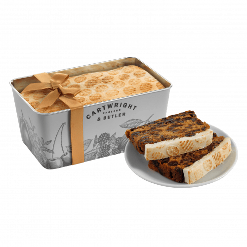 Simnel Cake Slices