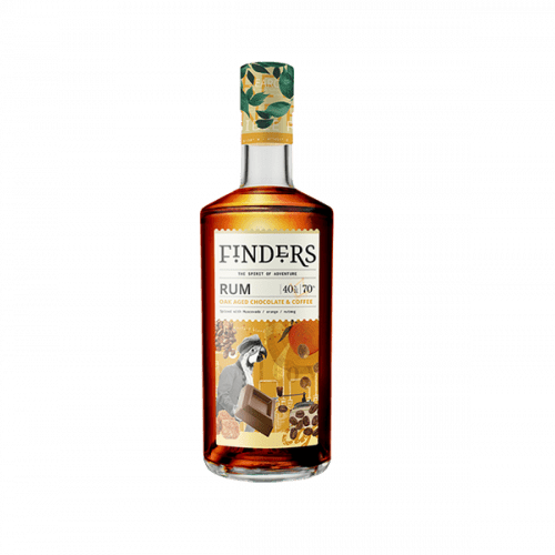 Finders Coffee & Chocolate Spiced Rum 700ml