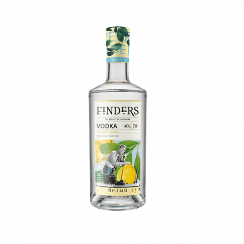 Finders Sherbet Lemon Vodka 700ml