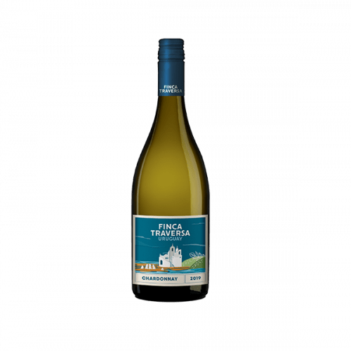 Familia Traversa Chardonay 75cl white wine (Uruguay)