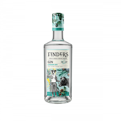 Finders London Dry Gin 700ml