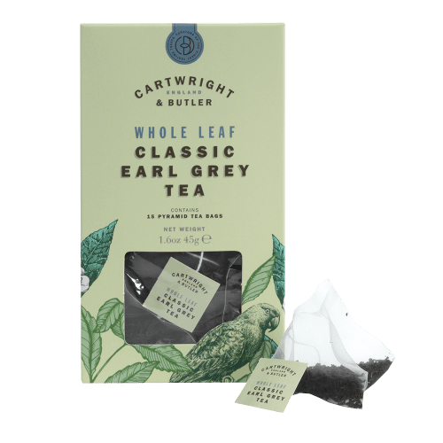 Earl Grey Carton Tea Bags