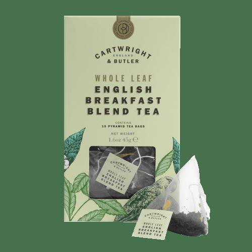 English Breakfast Pyramid Tea