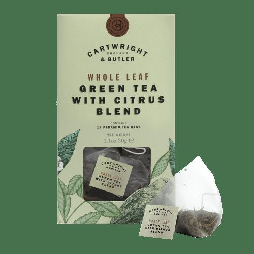 Green Tea with Citrus