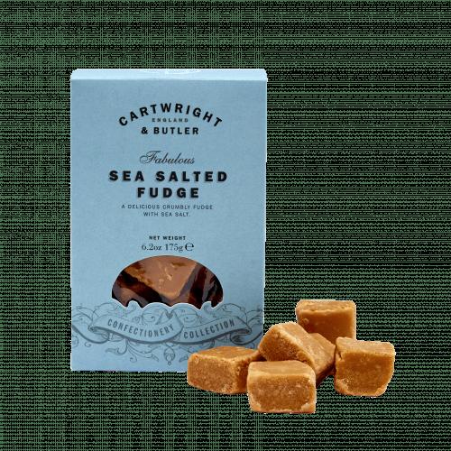 Sea Salted Fudge