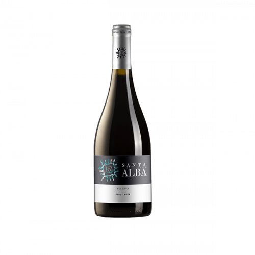 Santa Alba Reserve Pinot Noir 75cl red wine (Chile)