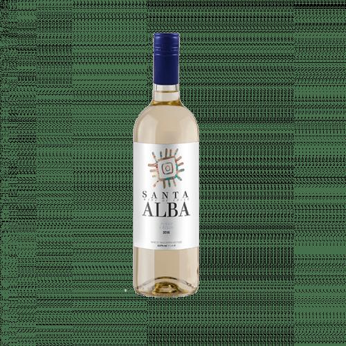Santa Alba Pinot Grigio white wine (Chile) 750ml