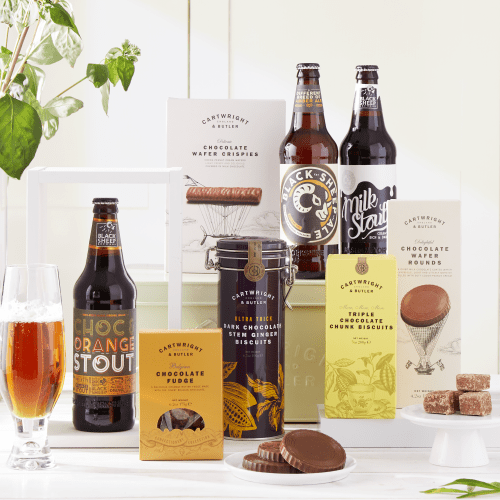 The Chocolate and Beer Hamper