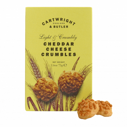 Cheddar Cheese Crumbles