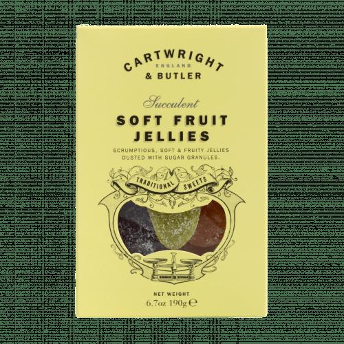 Soft Fruit Jellies Carton
