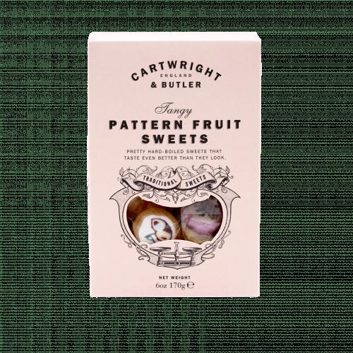 Pattern Fruit Sweets in Carton