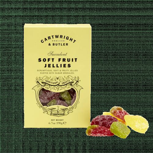 Fruit Jellies in carton