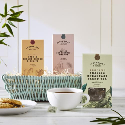 The Tea & Biscuits Gift Tray