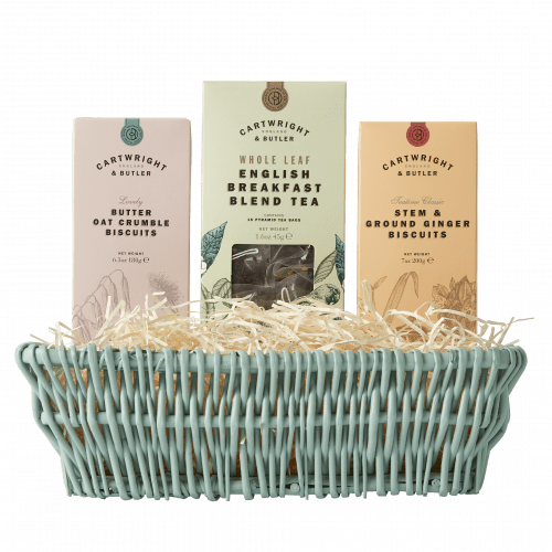 Tea & Biscuits Gift Tray