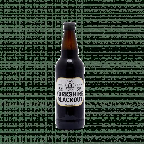 Yorkshire blackout beer