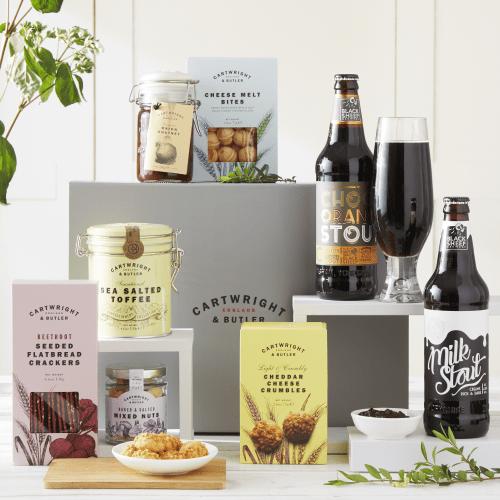 Beer & Nibbles Gift Box
