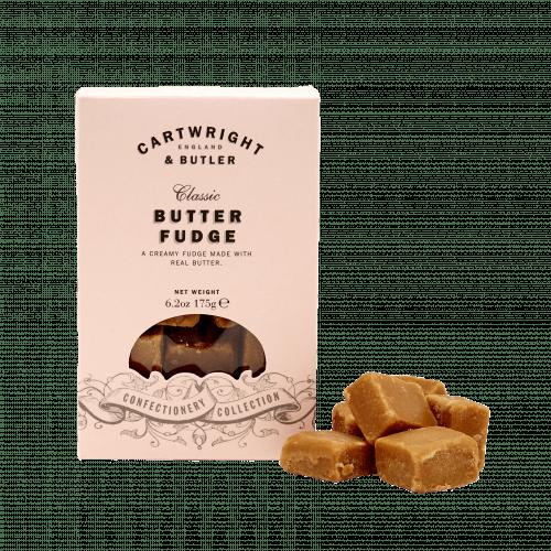 Butter Fudge in Carton