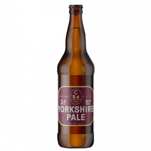 Yorkshire Pale Beer 500ml