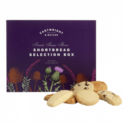 Shortbread Selection Box Products