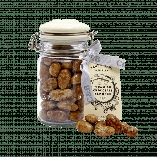 Tiramasu Almonds