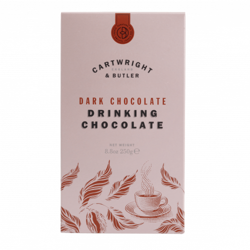 Dark Chocolate Drinking Chocolate in Carton