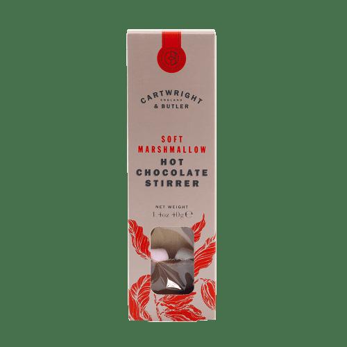 Marshmallow Hot Chocolate Stirrer