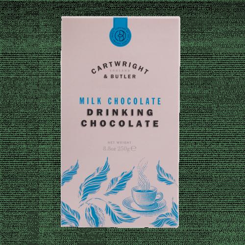 Milk Drinking Chocolate in Carton