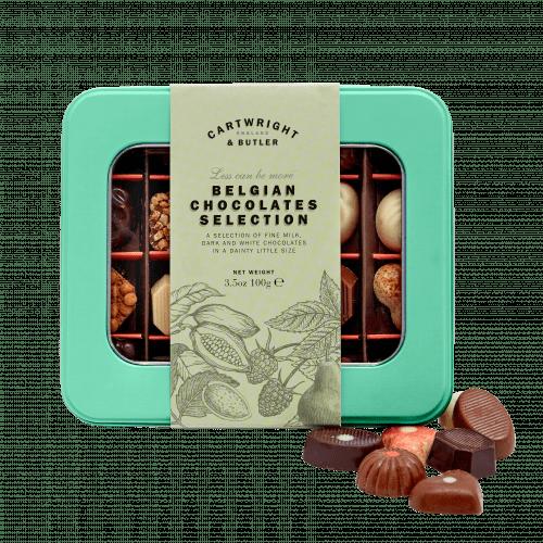Belgian Chocolates Selection