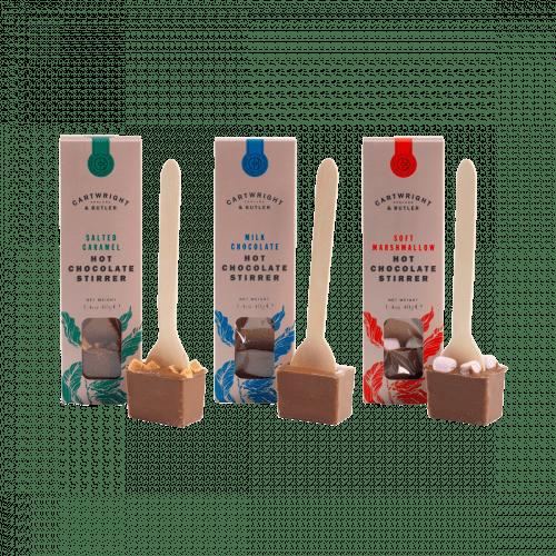 Chocolate Stirrers Bundle