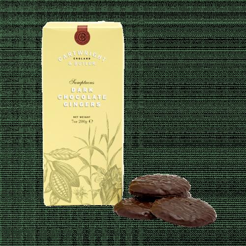 Dark Chocolate Gingers