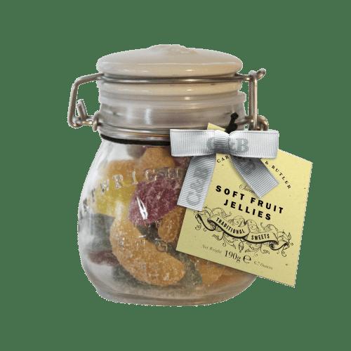 Soft Fruit Jellies in Carton