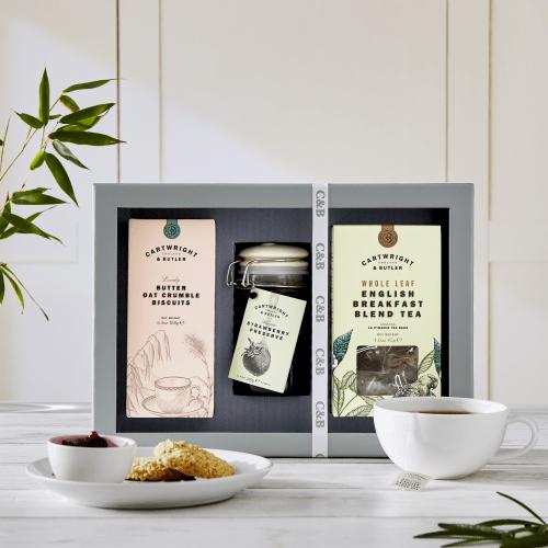 The Teatime Selection Gift Box