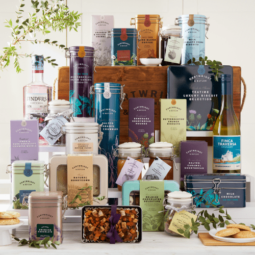 The Ultimate Sweet Tooth Selection Hamper