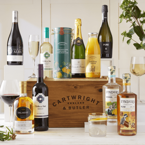 The Ultimate Drink Cabinet Collection Hamper